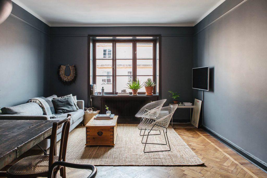 denim-drift-grijs-blauwe-muren-woonkamer