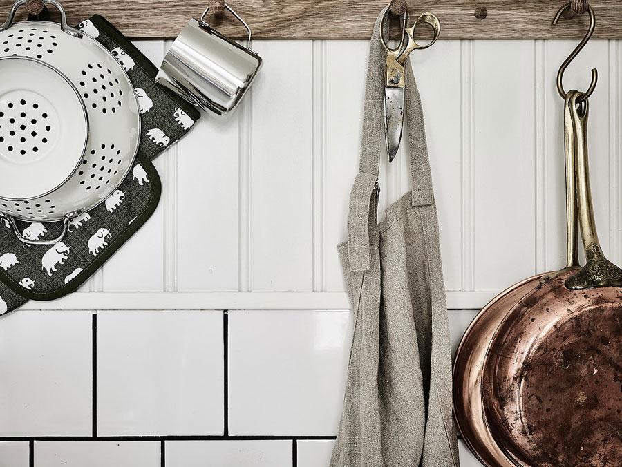 Deze mooie keuken is geschilderd met verf van Farrow & Ball!