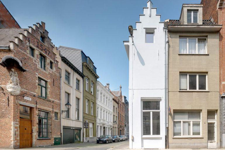 Dit is het kleinste hotel van Antwerpen!