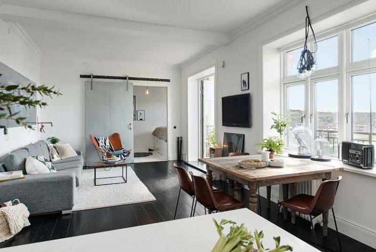 Dit kleine appartement is leuk én praktisch ingericht!