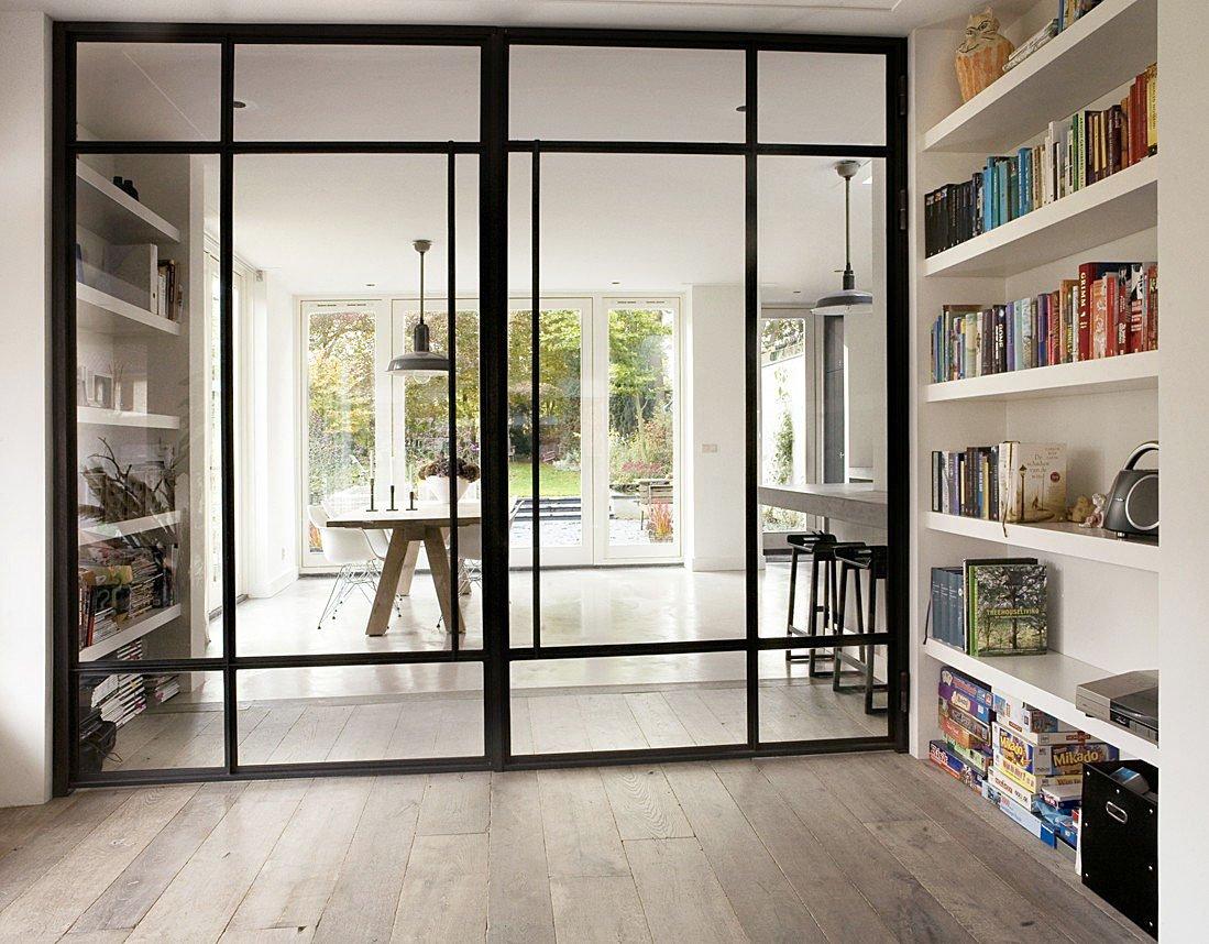 De mooiste dubbele deuren voor binnen | HOMEASE