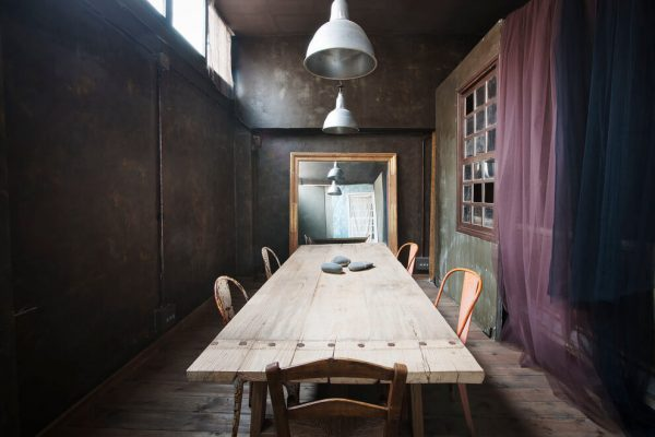 Eclectisch huis in Spanje