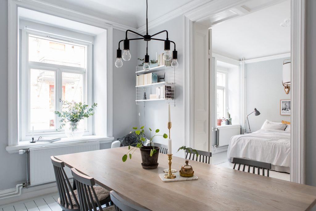 In deze mooie slaapkamer vind je een aantal hele leuke decoratie idee n homease - Een eetkamer voorzien ...