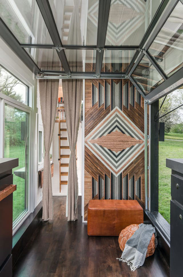 Escher Tiny House