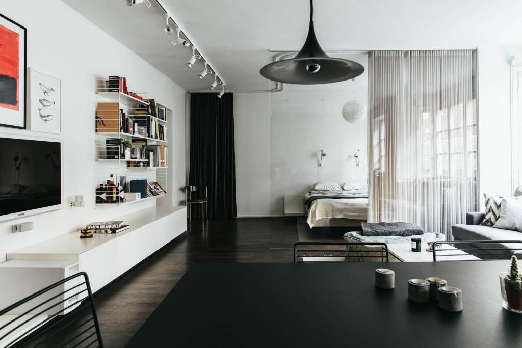 Exclusief New York loft geïnspireerd appartement