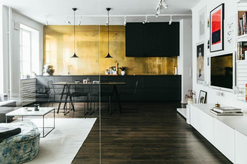 Exclusief new york loft geïnspireerd appartement homease