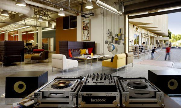 Facebook kantoor
