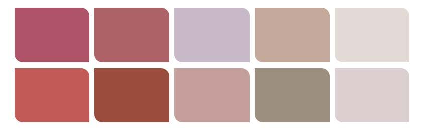 flexa kleur van het jaar expressieve kleuren
