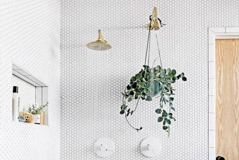 Grote Frisse Badkamer : Frisse lichte badkamer van textieldesigner homease