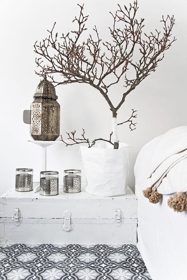 frisse marokkaanse slaapkamer  homease, Meubels Ideeën