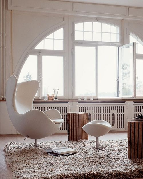 Fritz Hansen Egg Chair