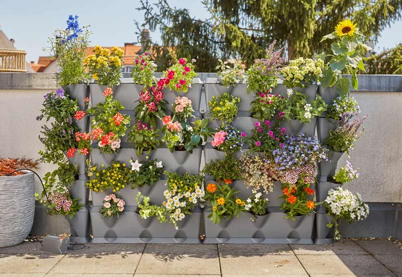 Gardena NatureUp! verticale plantenbakken