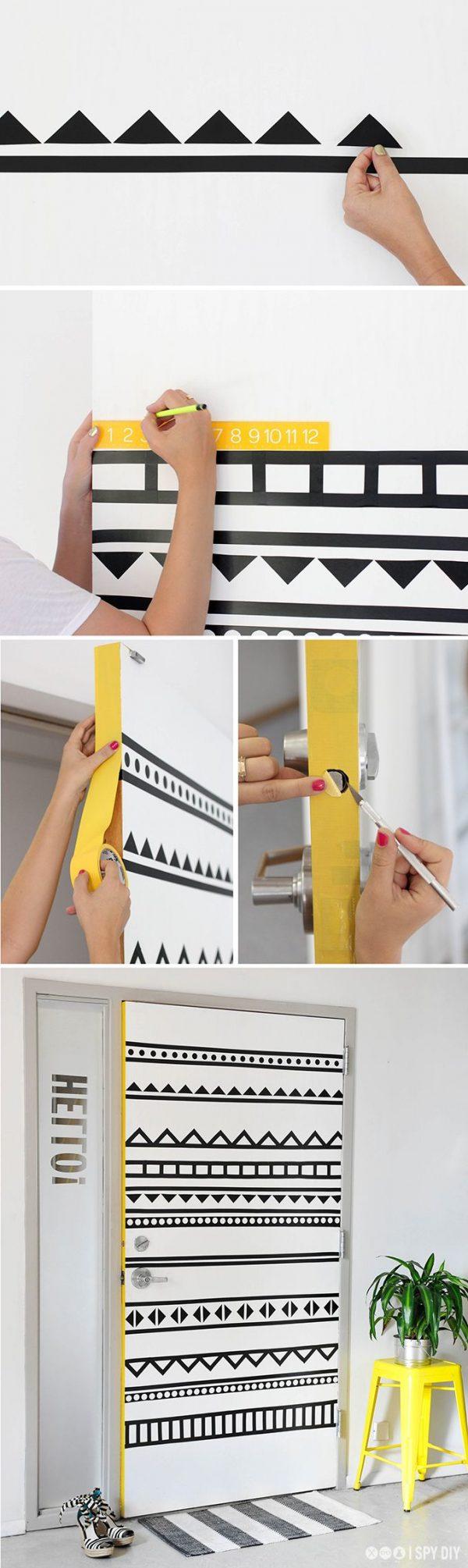 Geometrische stickers