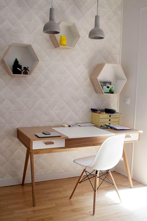 geometrische-vakken-muur
