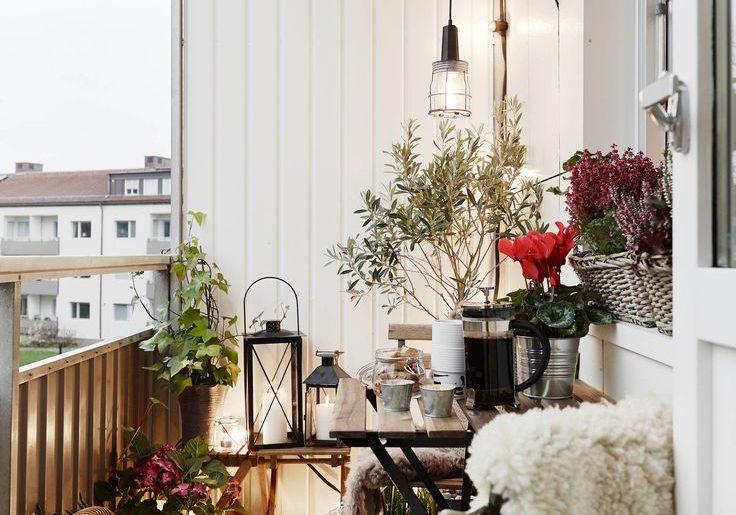 10 Mooie Balkons : Kleine balkons homease