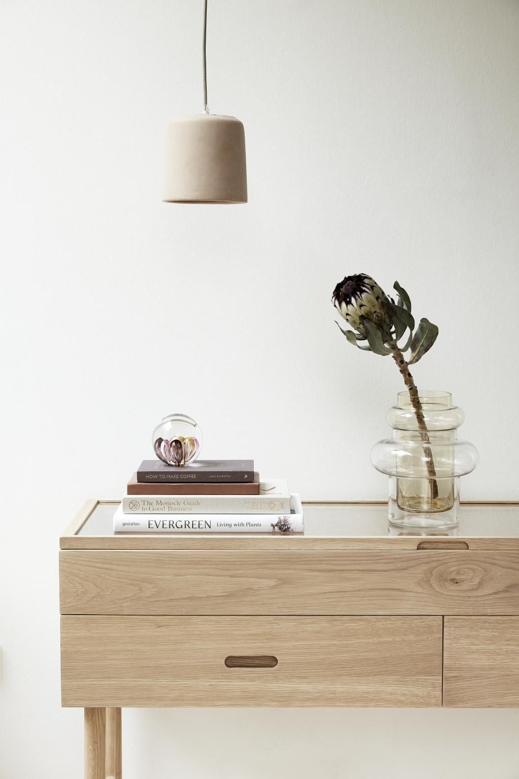 Glazen display meubels