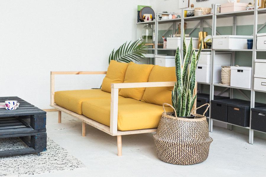 Goedkoop huis inrichten tips diy meubel