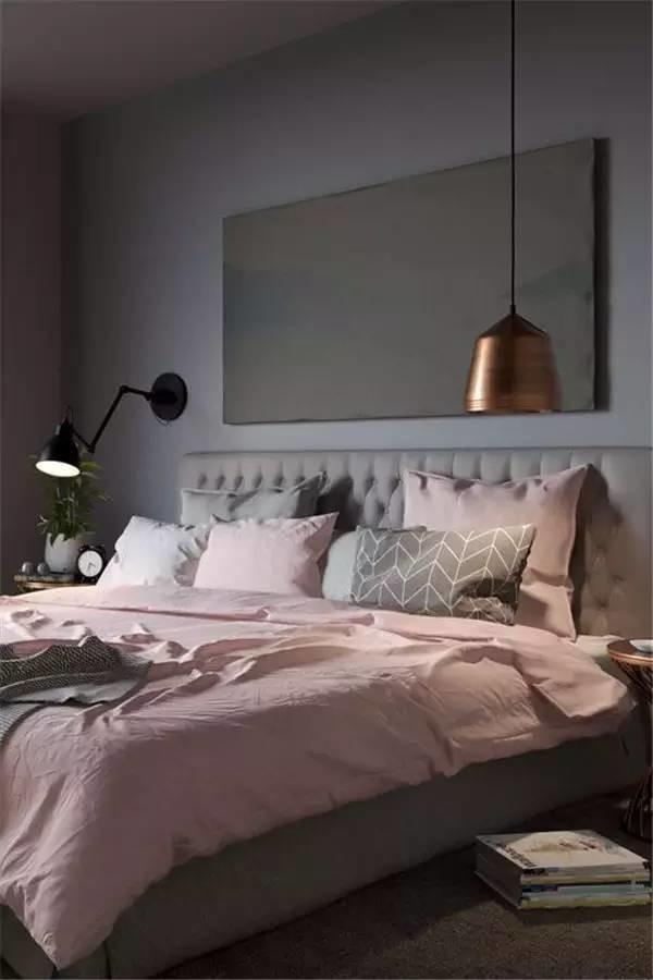 13x grijze interieurs homease - Grijze slaapkamer ...
