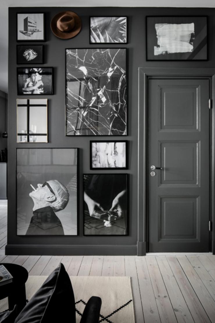 13x Grijze interieurs | HOMEASE