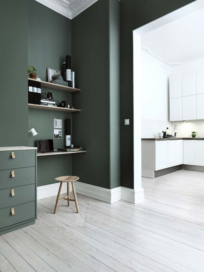 Groene muur - Histor - S 8010 B90G