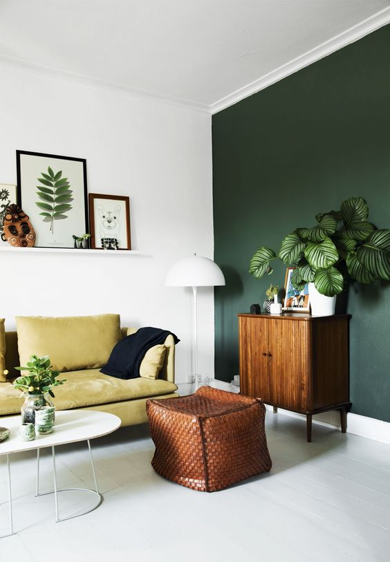 Groene muur - Histor - Laurier S 7020 B90G
