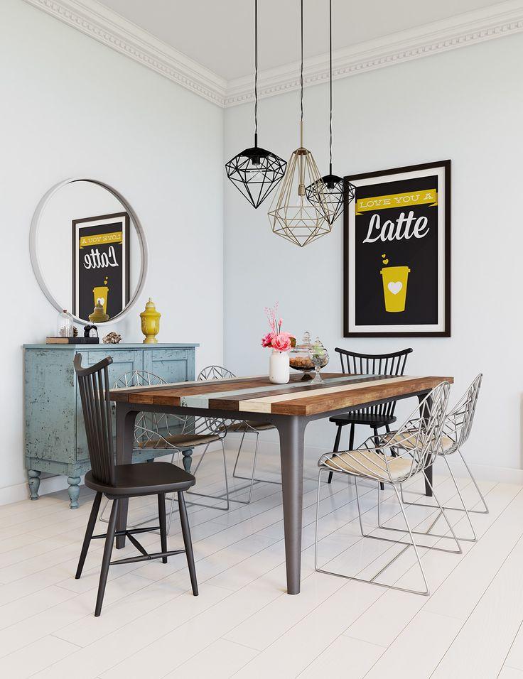 Hanglamp Eettafel Inspiratie Voorbeelden En Idee 235 N
