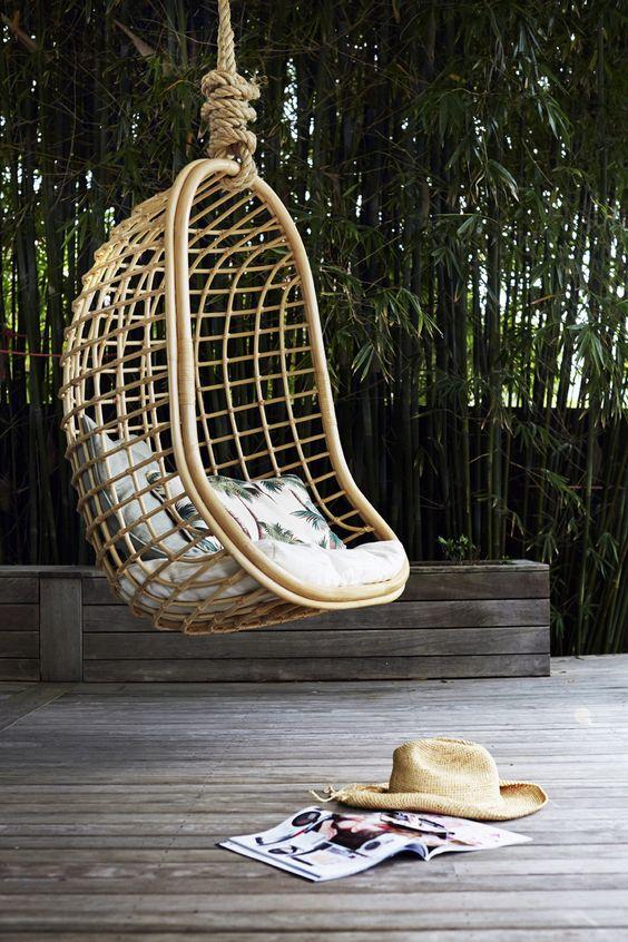 Hangstoel Voor In De Tuin.Hangstoel In De Tuin Homease