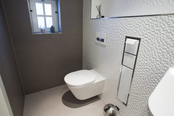 Idee n over wc decoratie op toiletruimte
