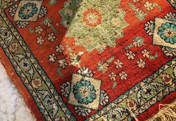 hoe. worden oosterse tapijten gemaakt