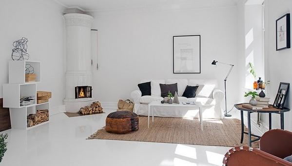 Witte Houten Vloer : Mooie houten vloer verdient hoge plinten homease