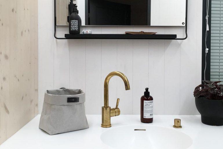 Ronde Zwarte Spiegel : 5x mooie badkamerspiegel homease