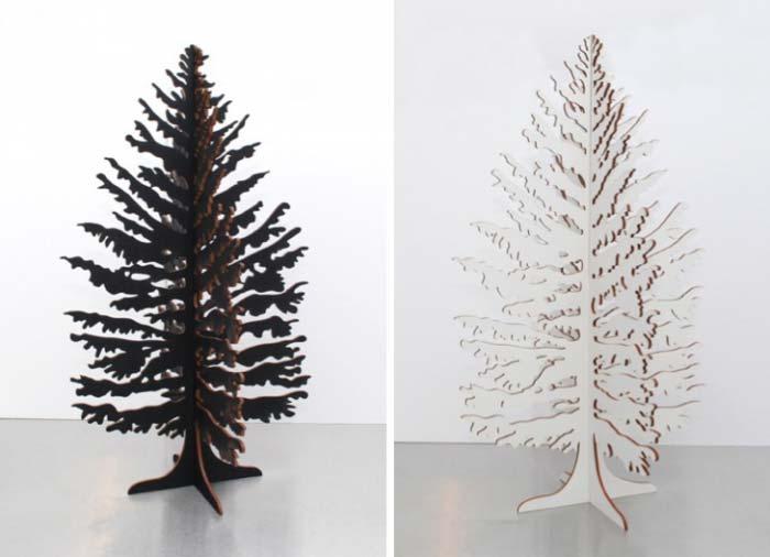 Houten kerstboom Ferm Living