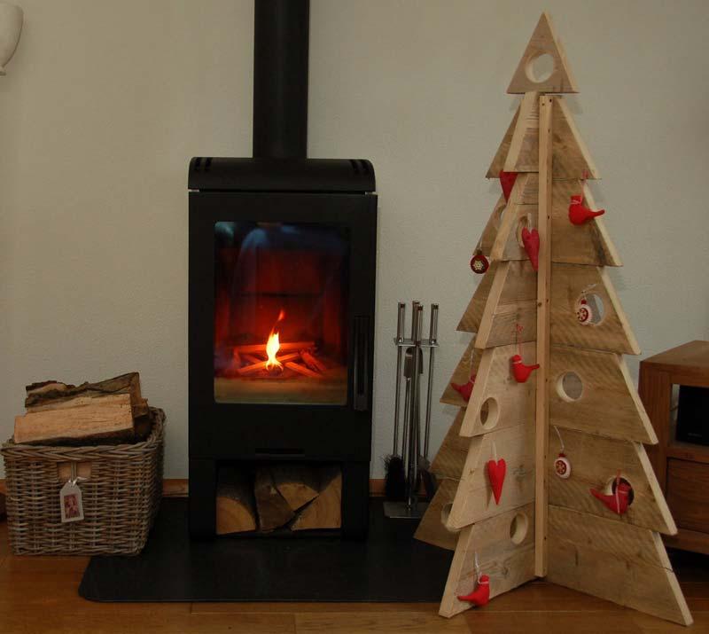 houten kerstboom steigerhout