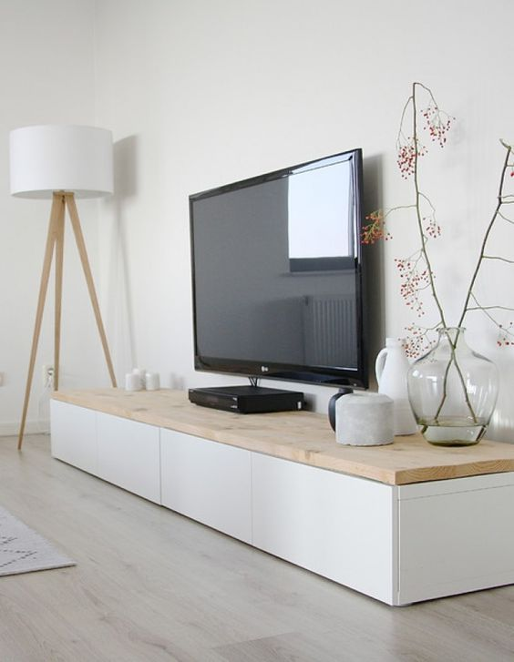 Goedkoop Tv Meubel Ikea.Ikea Besta Kasten Homease