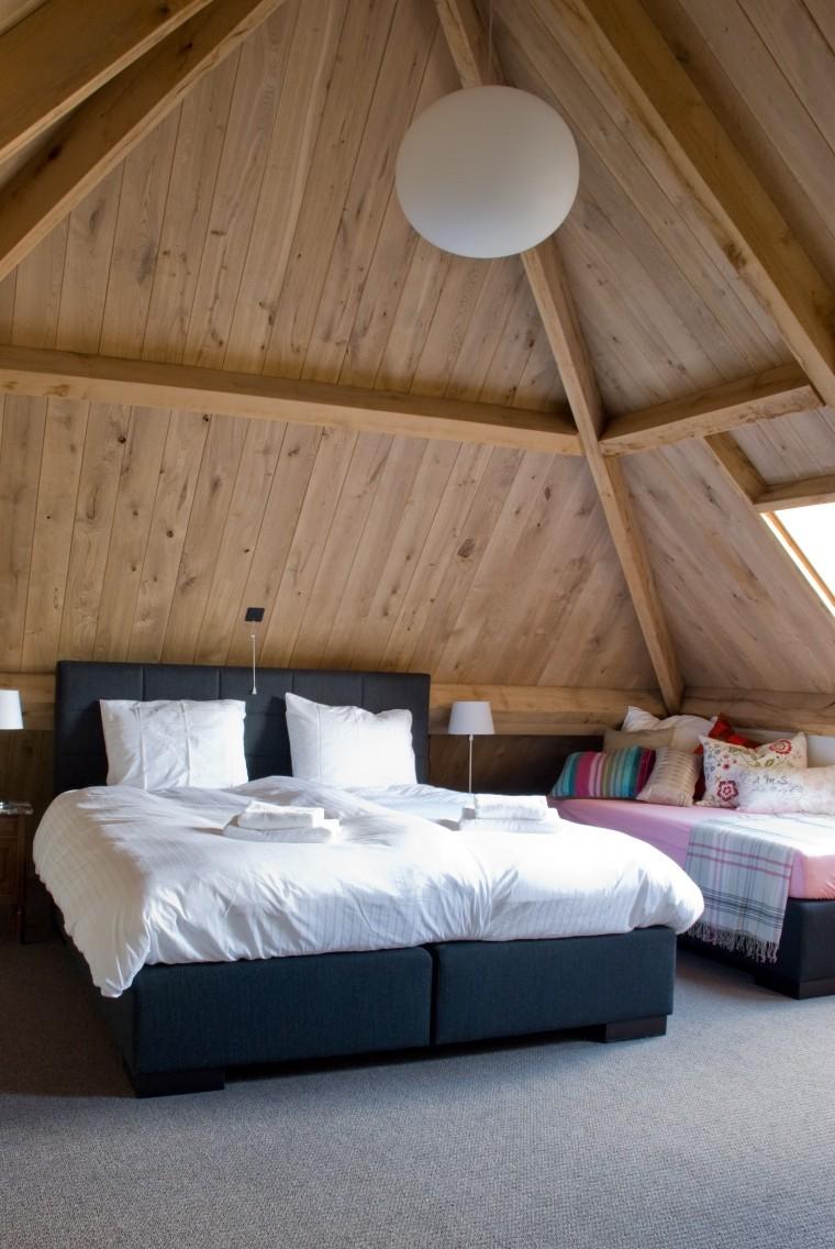 Houten balken in de slaapkamer homease motorcycle review and galleries - Slaapkamer houten ...