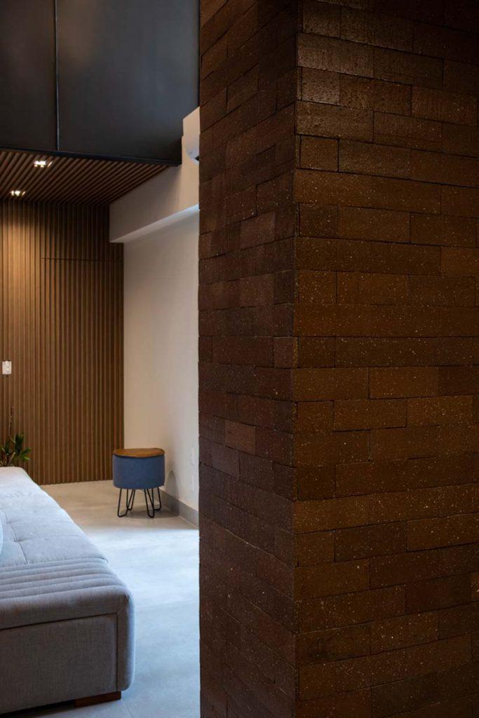 houten wandbekleding slaapkamer