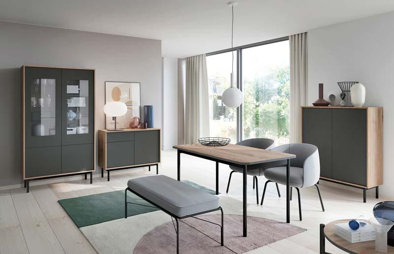 huis goedkoop inrichten tips complete meubelset woonkamer