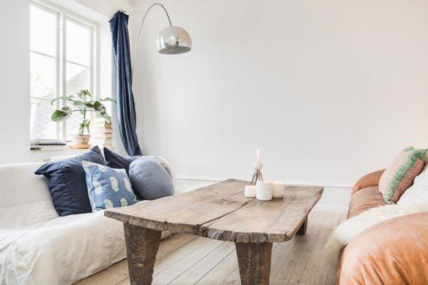 Huis van interieurontwerpster Marie Olsson Nylander