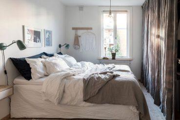 Hygge slaapkamer