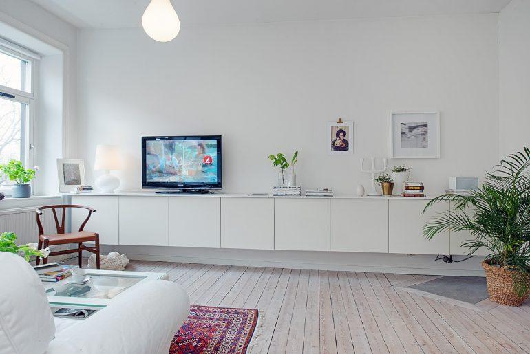 Ikea besta kasten homease - Opslagkast hal ...