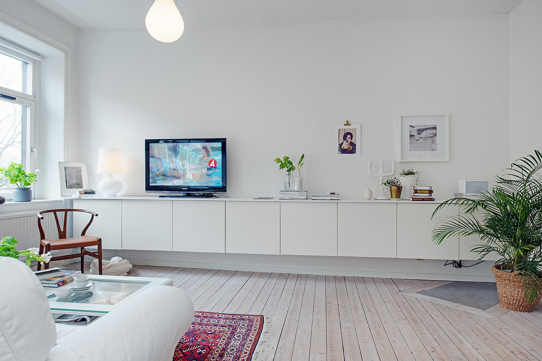 Zwevende Wandkast Ikea.Ikea Besta Kasten Homease
