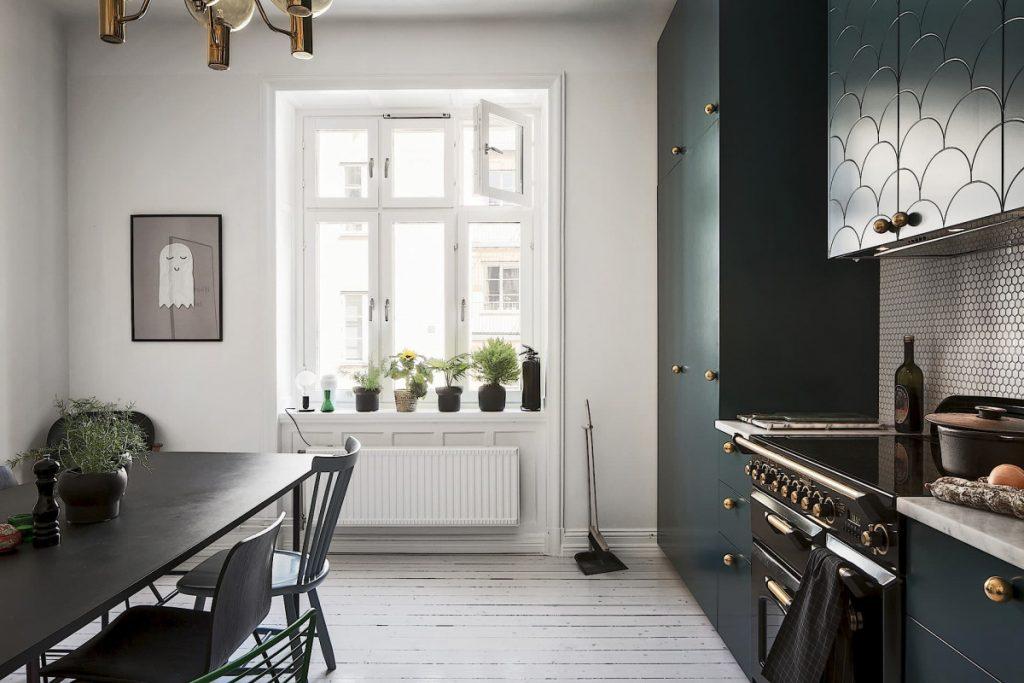 IKEA Metod keuken met Superfront