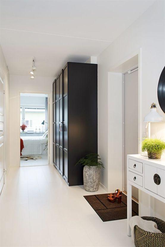 IKEA PAX zwart hal