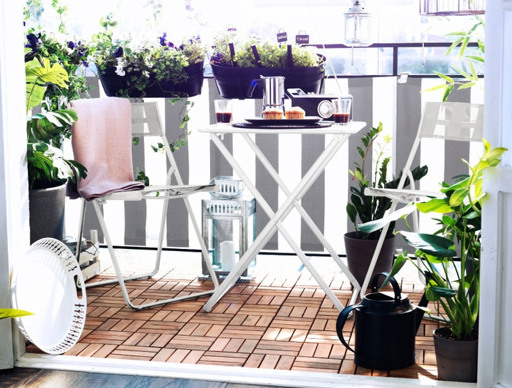 Tapijt Voor Balkon : Ikea vlonders op balkon homease
