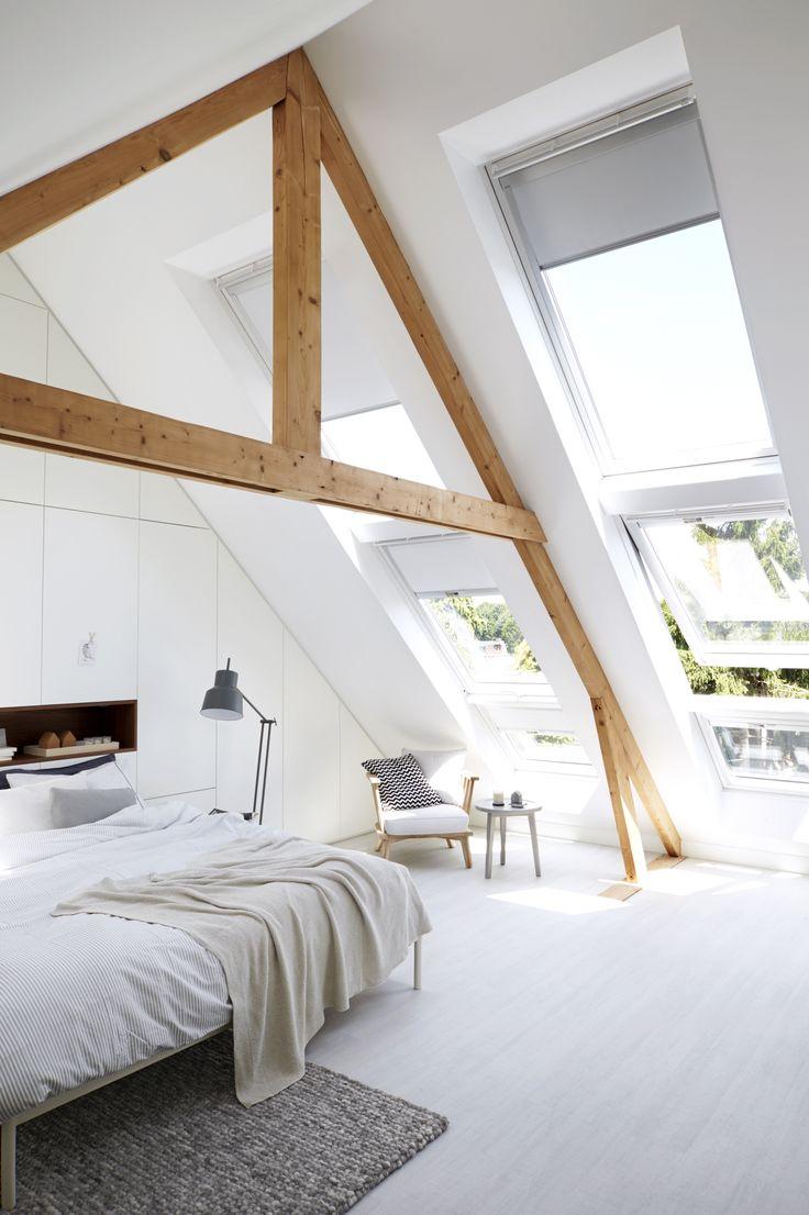 Slaapkamer Met Schuine Wanden Inrichten.Inbouwkast Onder Schuine Wand Inspiratie En Tips Homease