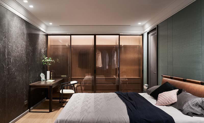 inbouwspots slaapkamer luxe