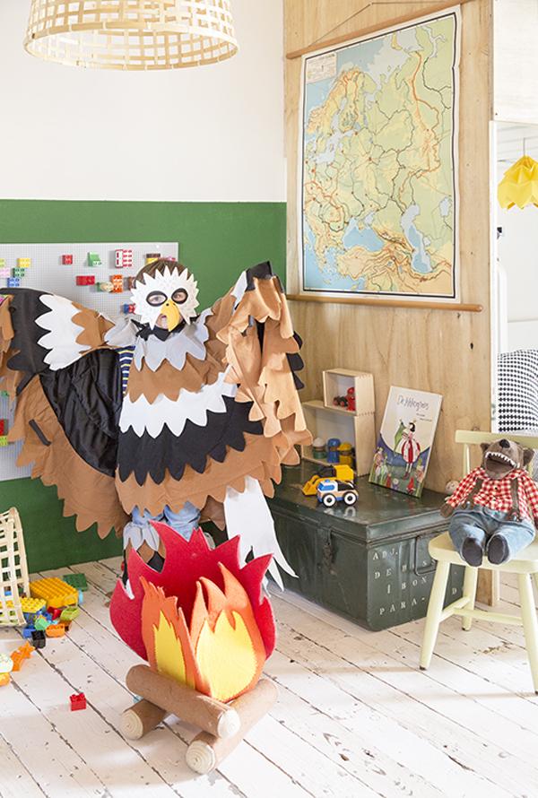Inspiratie van IKEA voor een gedeelde kinderkamer