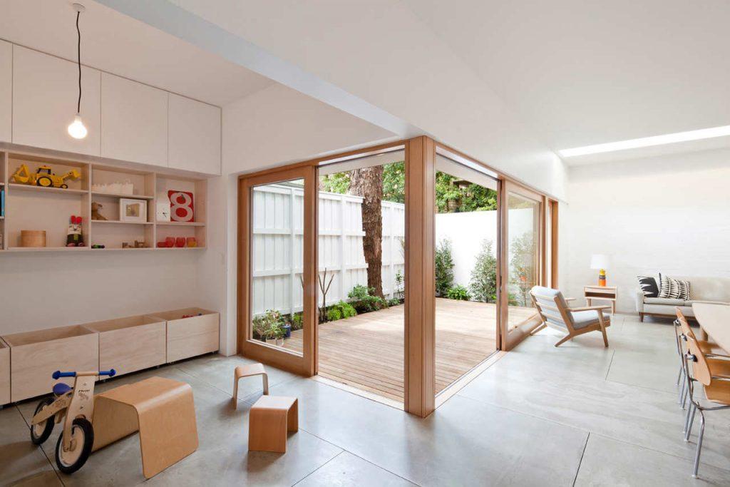 inspiratie voor een l-vormige woonkamer | homease, Deco ideeën