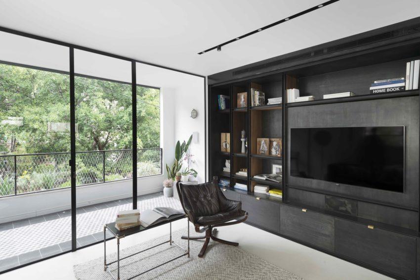 Inspirerend mooi zwart wit interieur