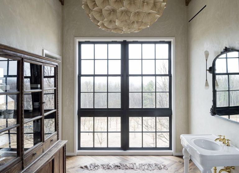 Rustiek Vintage Badkamer : Inspirerend mooie badkamer van een woonboerderij homease